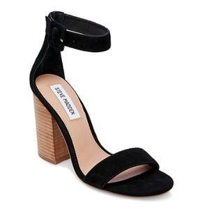 d475a79838f0 Steve Madden Shoes - Steve Madden Frieda Suede Heel